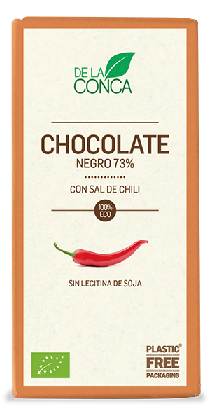 CHOCOLATE CON SAL DE CHILI