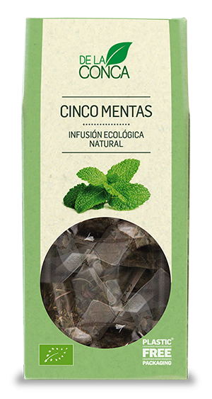 INFUSIÓN CINCO MENTAS