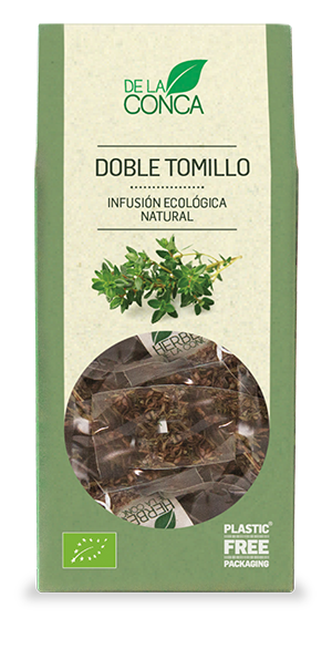 INFUSIÓN DOBLE TOMILLO