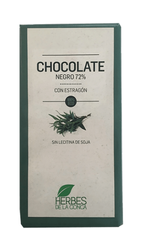 CHOCOLATE CON ESTRAGÓN