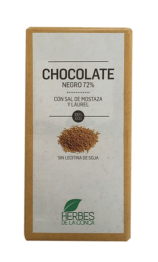 chocolate con mostaza